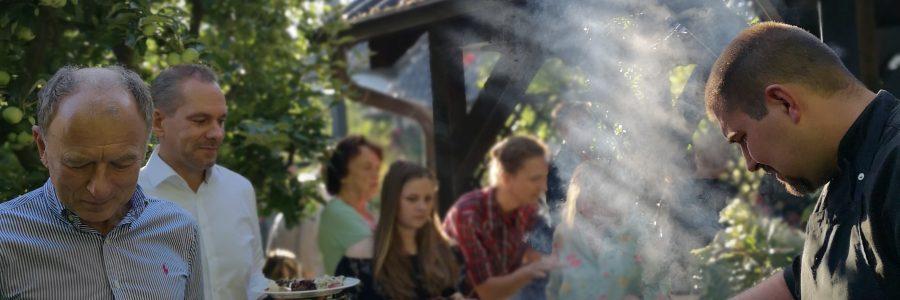 orientalisches Barbecue