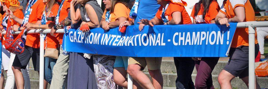 Gazprom International Champion